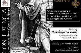 CARTEL VISION ARTISTICA DE LA SANGRE DE CRISTO DEF.